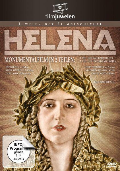Helena - Monumentalfilm in 2 Teilen (1. Teil: Der Raub der Helena / 2. Teil: Der Untergang Trojas)