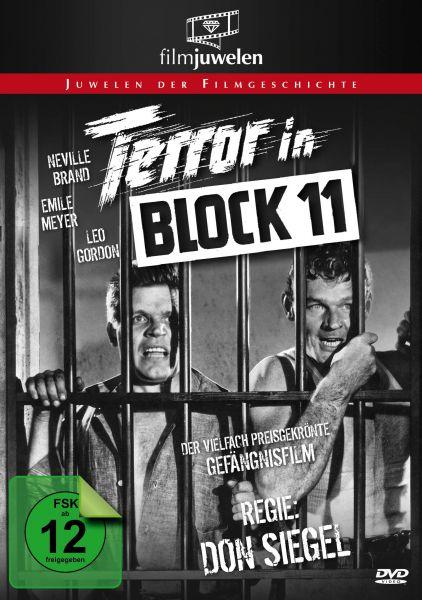 Terror in Block 11 (Riot in Cell Block 11)