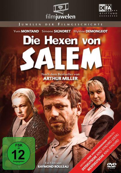 Die Hexen von Salem (Hexenjagd) - DEFA-Kinofassung & Extended Edition