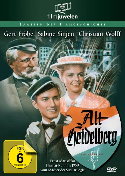 Gert Fröbe: Alt-Heidelberg