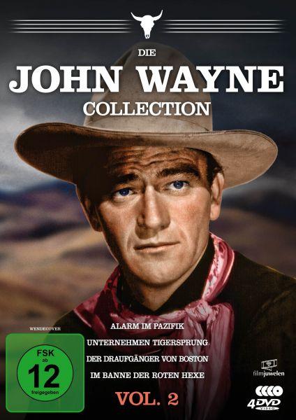 Die John Wayne Collection - Vol. 2